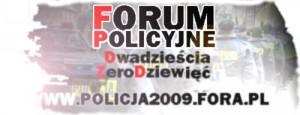 Forum policyjne